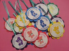 Items similar to Care Bear Favor Tags 12 (Plus 3 FREE) Carebear Party Rainbow Birthday on Etsy Care Bear Birthday, Care Bear Party, Girl Birthday, 3rd Birthday Parties, Birthday Ideas, Rocky 3, Apple Seeds, Rainbow Birthday, Care Bears