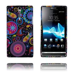 Symphony (Mønster) Sony Xperia S Deksel Trippy Hippie, Consoles, Sony Xperia, Smartphone, Macbooks, Iphone, Console Table, Console