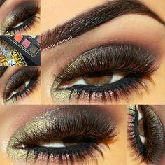 Fall makeup look @lvglamduo