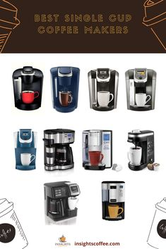 Are you looking to buy Single Cup Coffee makers. Read our honest reviews before finalizing your decision. Single Cup Coffee Maker, Looking To Buy, Mugs, Tableware, Dinnerware, Tumblers, Tablewares, Mug, Dishes
