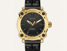 Bulova Introduces World's First Watch Made With Pure 24-Karat Gold - http://jewelry.amazoncost.org/bulova-introduces-worlds-first-watch-made-with-pure-24-karat-gold/