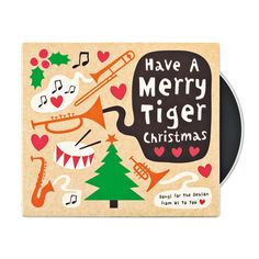 Tiger-music is a music site Flying Tiger Copenhagen, Tiger Store, Xmas, Christmas, Merry, Seasons, Make It Yourself, Music, Shopping