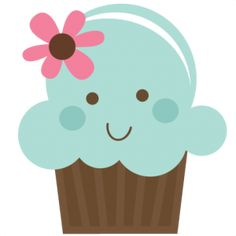 no way all sorts of cute cupcake cliparts for free laminate them rh pinterest com free cupcake clip art border free cupcake clip art images