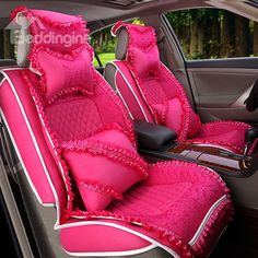 Hot Selling New Princess Style Car Seat Covers