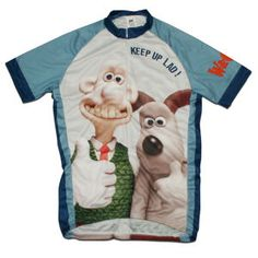 Wallace  amp  Gromit Men s Road Cycling Jersey - Wallace  amp  Gromit -  Clothing - 9fd363f79