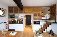 Zoku Loft An Intelligently Designed Small Home Office Studio pertaining to Home Office Studio - Design Decor