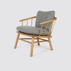 Hardy Armchair, Oak – Another Country