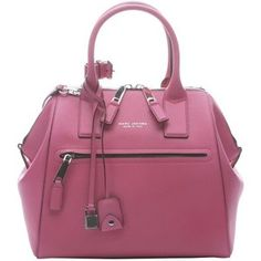 Marc Jacobs Peony leather large 'Incognito' convertible trapeze bag