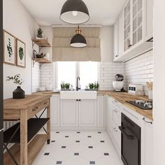 Inspirational ideas about Interior Interior Design and Home Decorating Style for Living Room Bedroom Kitchen and the entire home. Curated selection of home decor products. Design Your Kitchen, Interior Design Kitchen, Bright Kitchens, Home Kitchens, Home Decor Hacks, Easy Home Decor, Decor Diy, Rustic Decor, Decoration