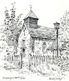 St Georges Church Esher Malcolm Surridge