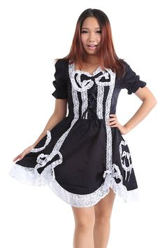 ICEMPs Lolita Culture Cosplay Costume Lolita Dress 2nd Version Set L ** Want to know more, click on the image.