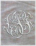 Antique monograms
