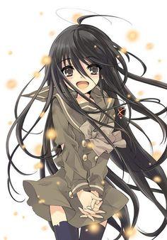 Anime/manga: Shakugan No Shana Character: Shana Manga Girl, Art Manga, Chica Anime Manga, Manga Drawing, Anime Art, Loli Kawaii, Kawaii Anime, Otaku, Shana Anime