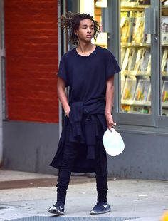 Meet The Stealth Accessory Behind Jaden Smith's Glowing Skin