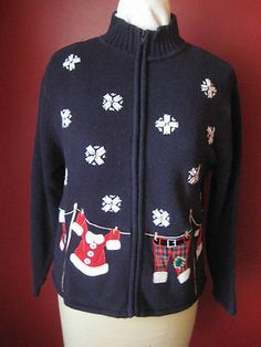 Ugly Christmas Sweater?   I kinda like it!