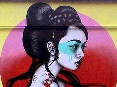 Rome mural by Fin Dac, photo courtesy of @BeyondBanksy.