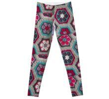 Crochet Kaleidoscope ... Leggings