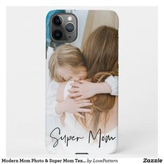Mom Texts, Super Mom, Gifts For Mom, Iphone Cases, Modern, Collection, Mom Presents, Trendy Tree, Presents For Mom
