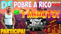 GTA 5 Online - Ganar $200.000.000$ + Nivel 150 - Ps3, Xbox 360 y Next Ge...