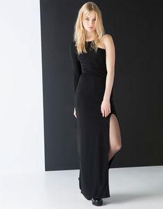 Bershka España - Vestido Bershka asimétrico