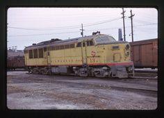 Fairbanks Morse, Milwaukee Road, Southern Railways, St P, Train Engines, Steamers, Diesel Locomotive, Bahn, Model Trains