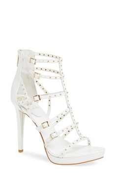 Vince+Camuto+'Revelli'+Studded+Gladiator+Sandal+(Women)+available+at+#Nordstrom