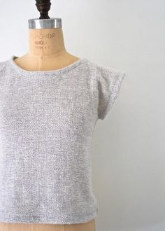 Over-the-Top Top | Purl Soho (Easy)