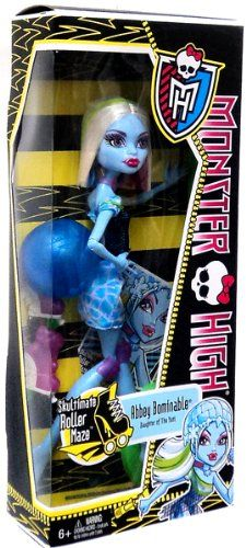 Monster High Roller Maze Abbey Bominable Doll - The Storopa Toy Store Monster High Abbey, Monster High Party, Monster High Dolls, Doll Games, High Roller, Dollhouse Dolls, Doll Accessories, Maze, Doll Toys