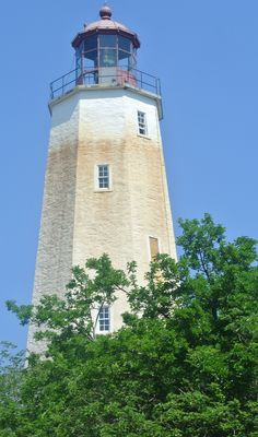 Light House, Sandy Hook, NJ