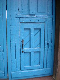 Isn't this a fabulous Santa Fe door?!!!