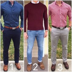 """409 Likes, 29 Comments - Dapper Concept (@dapperconcept) on Instagram: """"Which outfit is your favorite❓ 🏅🏆 #DapperConcept 📷: @chrismehan"""""""