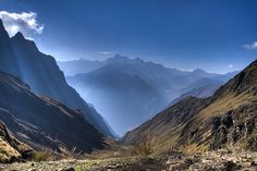 Hike the Inca Trail | Image by tom_allan on Flickr