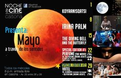 Riviera Maya Events : May Movie Nights  http://www.buyplaya.com/NEW_Events_Calendar/page_2487410.html