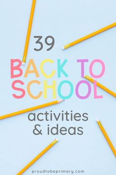 Back to school activities make the beginning of the school year go smoothly for everyone! Build a sense of community, get organized, and reward positive behavior with these classroom management ideas for the start of the school year. #classroomideas #backtoschool #teachertips #classroommanagement #classroomorganization #socialemotionallearning Classroom Jobs, Classroom Activities, Classroom Organization, Classroom Management, Classroom Behavior, Future Classroom, Classroom Decor, School Bus Drawing, Teaching Respect