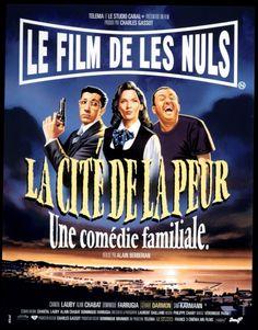 Alain Berbérian: La Cité de la peur (1994)