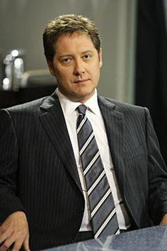"""Boston Legal"" - Season 5 Series Finale, ""Made in China / Last Call"" - James Spader as Alan Shore."