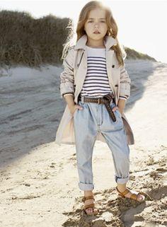 ✭ little girl / boys fashion fashion Kids fashion / swag / swagger / little fashionista / cute / love it! Baby u got swag! Fashion Kids, Little Girl Fashion, Toddler Fashion, Love Fashion, Fashion Clothes, Latest Fashion, Stylish Clothes, Kids Fashion Summer, Fashion Boots