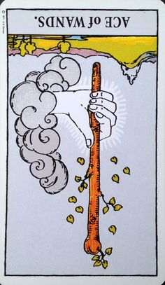 19 Aug 2015: #DailyCardReading #PsychicReading #tarot #SpiritualGuidance  ACE of WANDS (rev) ~ There's a feeling of delays, cancellations and postponements today - don't put all your focus on receiving that last bit of information that you need or that last piece of the puzzle. No matter how much you wish for it, it won't arrive today. Instead focus your attention on what you ARE able to do...See the whole reading at https://www.facebook.com/AmethystRoseNewAgeProductsandServices <3 Vanda xx