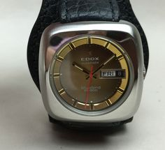 Vintage Edox Bluebird Automatic for sale