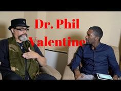 The Seven Jewelz: Dr. Phil Valentine: Trump, Flat Earth, Trans-Human...