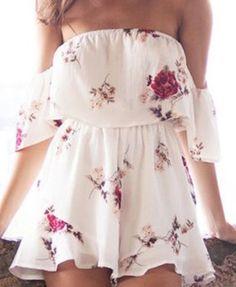 Vestido Cute Summer Outfits, Cute Casual Outfits, Pretty Outfits, Pretty Dresses, Spring Outfits, Casual Dresses, Short Dresses, Summer Dresses, Casual Clothes