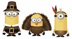 minions thanksgiving - Google Search