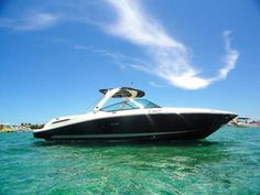 Get ready for fun weekends, 2012 Sea Ray 270 SLX will keep you cruising, wakeboarding, sunning, and funning for hours. Used Boats, Wakeboarding, Boats For Sale, Cruise, Sea, Cruises, The Ocean, Ocean