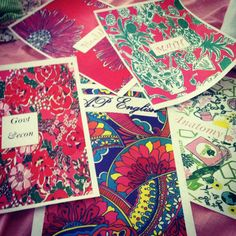 DIY Lilly binder covers #lilly