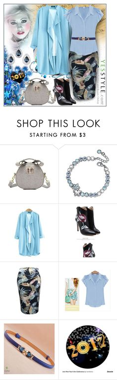 """""""YesStyle - 10% off coupon"""" by ane-twist ❤ liked on Polyvore featuring BeiBaoBao, Eloqueen, HANNI, Liva Girl, Winter and yesstyle"""