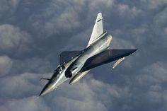 Dassault Mirage 2000 C of French Armée de l'Air.