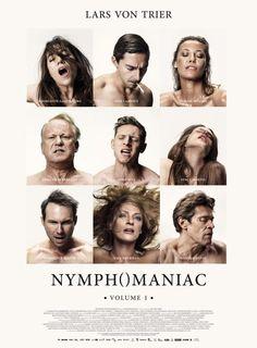 Nymphomaniac - Volume 1 - Affiche