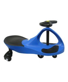 Another great find on #zulily! Royal Blue SwingCar Ride-On by JOYBAY #zulilyfinds