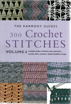ISSUU - 300 crochet stitches de Emma Alegre