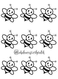 Doodle Drawings, Animal Drawings, Coloring For Kids, Coloring Pages, Kindergarten Math Worksheets, Paper Stars, Cricut Design, Stencils, Logo Design
